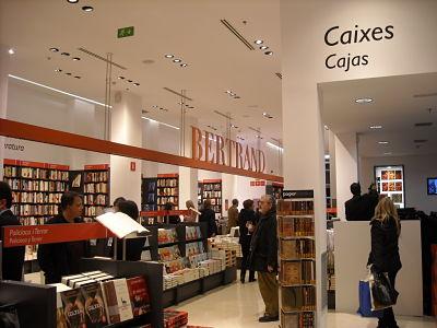 libreria Bertrand Barcelona