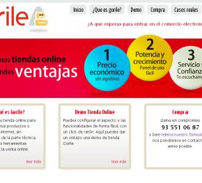 Tu tienda online con Gorile.com
