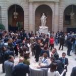 Dos días de intenso retail en el Primer Congreso Nacional