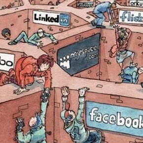 Redes sociales: Quedarse fuera podría costar caro