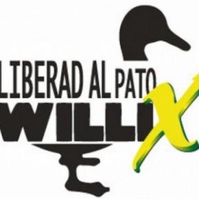 Lección sobre transparencia del pato WilliX